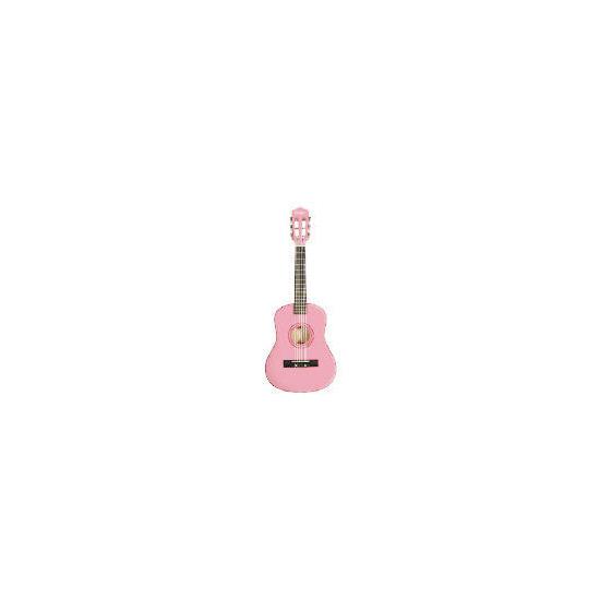 Music Alley Junior Guitar - Pink