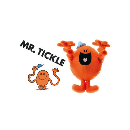 Mr. Men Somebody Needs a Tickle