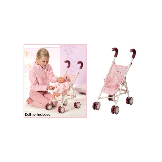 My First Baby Annabell Stroller Set