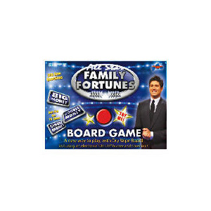 Photo of Family Fortunes Board Game Toy