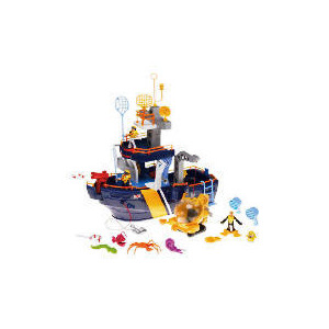 Photo of Imaginext Ocean Boat Toy