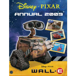 Photo of Disney/Pixar Annual: 2009 Book