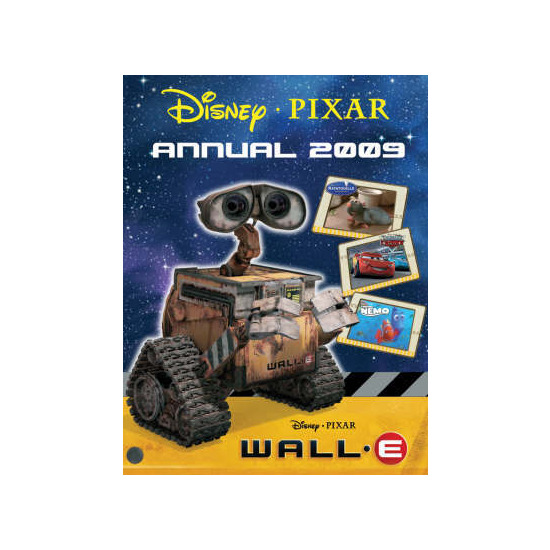 Disney/Pixar Annual: 2009