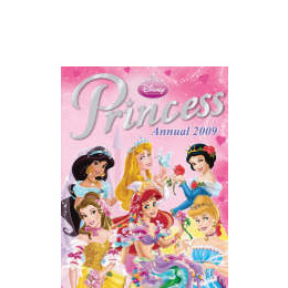 Disney Princess Annual: 2009 Reviews