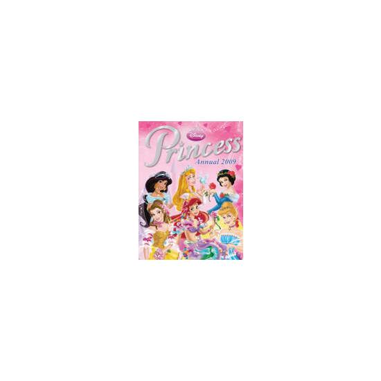 Disney Princess Annual: 2009