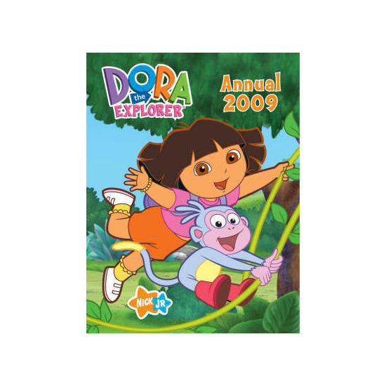 Dora the Explorer Annual: 2009