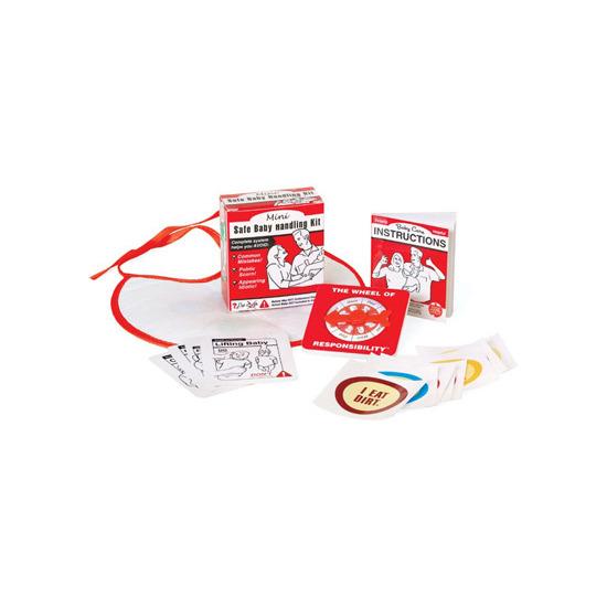 The Mini Safe Baby Handling Kit David Sopp