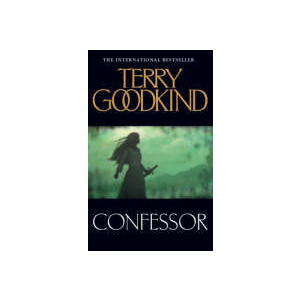 Photo of Confessor Terry Goodkind Book