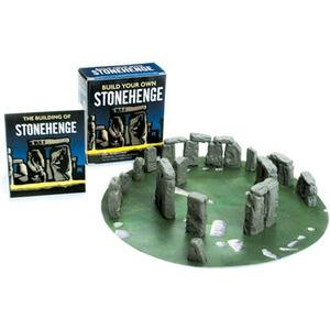 Photo of Build Your Own Stonehenge Morgan Beard Book