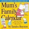 Photo of Mum's Family Calendar Book