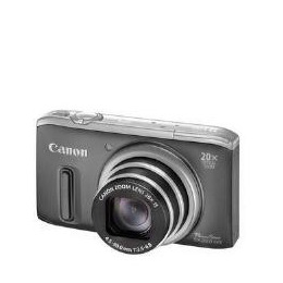 Canon PowerShot SX260 HS Reviews