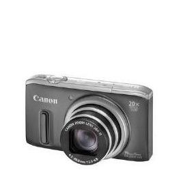 Canon PowerShot SX260 HS Reviews