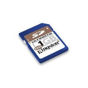 Photo of Kingston SD 1GB U Memory Card