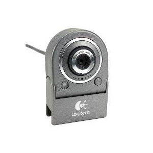 Photo of Logitech QuickCam Deluxe For Notebooks Webcam