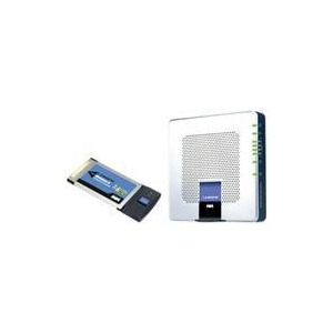 Photo of Linksys WGKPC354G UK Modem