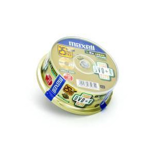 Photo of Maxell 275525 DVD R