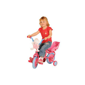 "Photo of 10"" Baby Annabel Bike Childrens Bicycle"
