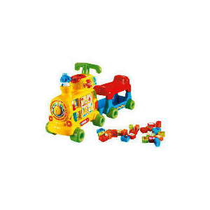 Photo of VTECH Baby Push and Ride Alphabet Train Toy