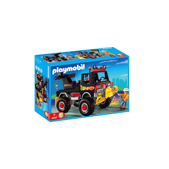 Playmobil Power Truck.