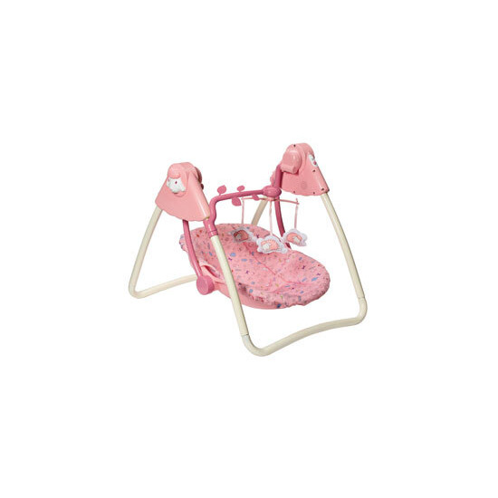 Baby Annabell Electronic Swing
