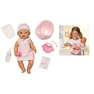 Photo of Baby Born With Magic Potty - Girl Toy