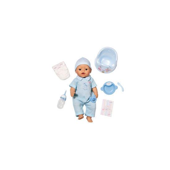 Baby Born with Magic Potty - Boy