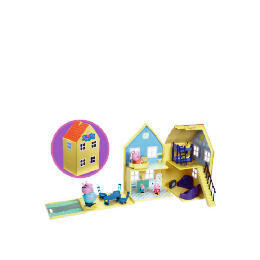 Peppa Pig Deluxe Playhouse Reviews