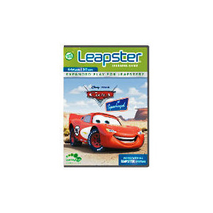 Photo of Leapster 2 Disney Cars Software Toy