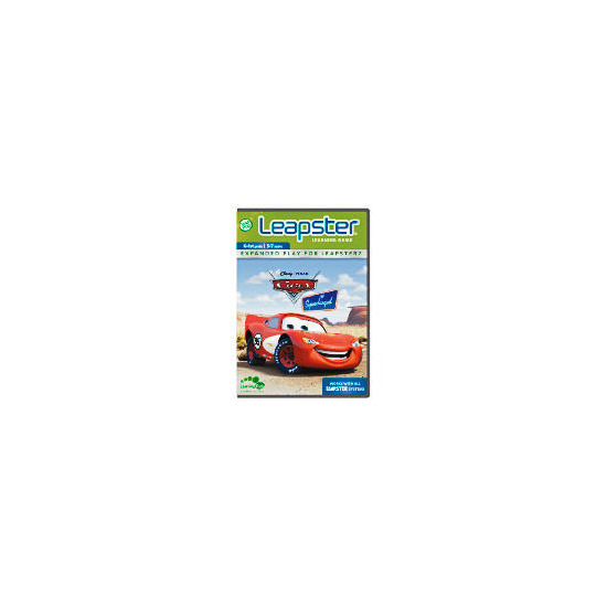 Leapster 2 Disney Cars Software