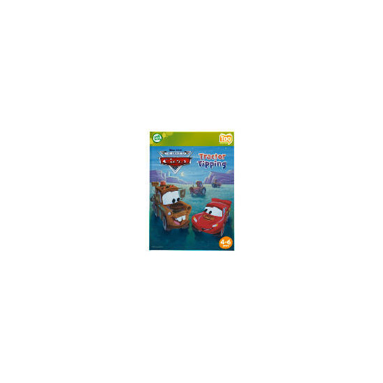 LeapFrog Tag Software Disney Cars