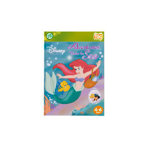 Photo of LeapFrog Tag Software Disney Princess Book Toy