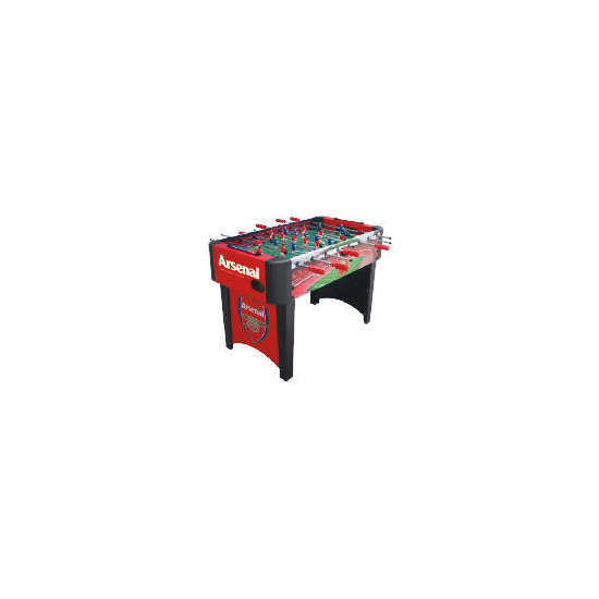 Official Arsenal Football Table - 4ft