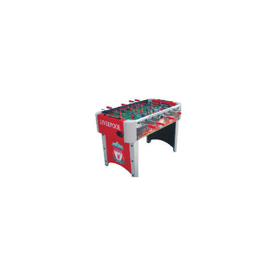 Official Liverpool Football Table - 4ft