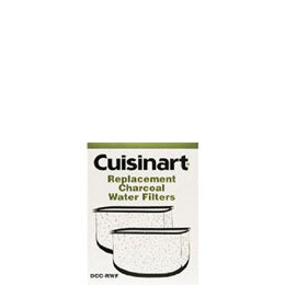 Cuisinart 2 x Charcoal Water Filters for DGB900/DGB600/DCC2000/DCC2400U Reviews