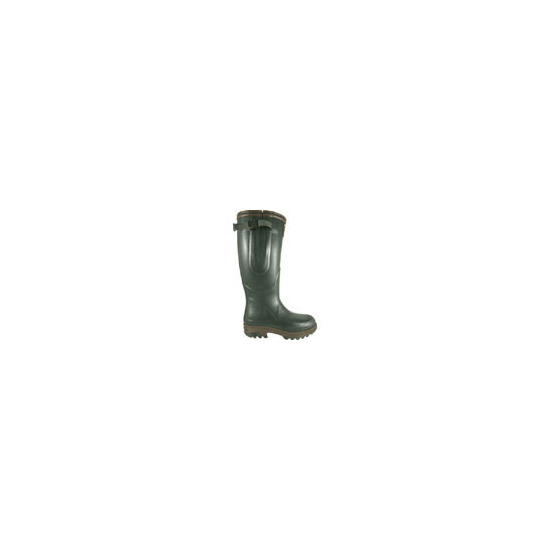 Aigle Parcours Iso Neoprene Lining Bronze Adult Wellington Boots