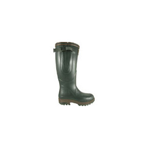 Photo of Aigle Parcours Vario Bronze Adult Wellington Boots Shoes Man