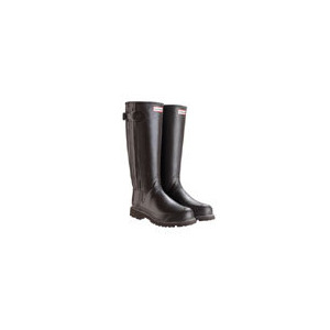 Photo of Hunter Sovereign Brown Adult Wellies - Select Size Shoes Man