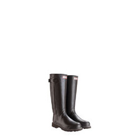 Hunter Sovereign Brown Adult Wellies - Wide Fit - Select Size Reviews
