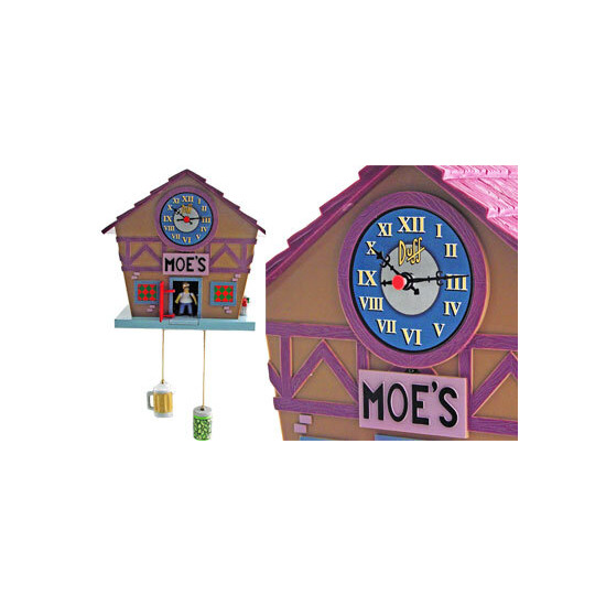The Simpsons Talking Cuckoo Clock