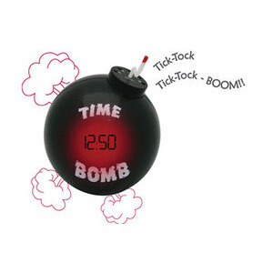 Photo of Bomb Alarm Clock Gadget