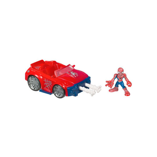 Spider-Man - Super Hero Squad Spider Racer