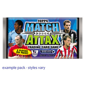 Photo of Match Attax Trading Card Game 08/09 Toy