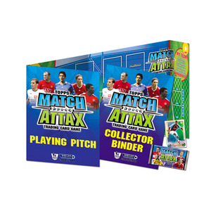 Photo of Match Attax Starter Pack 08/09 Toy