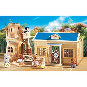 Photo of Sylvanian Families - School House ST Francis Toy