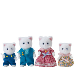Sylvanian Families - Persian Cat Family Reviews