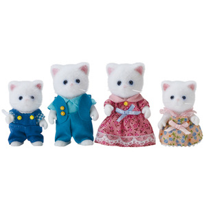 Photo of Sylvanian Families - Persian Cat Family Toy