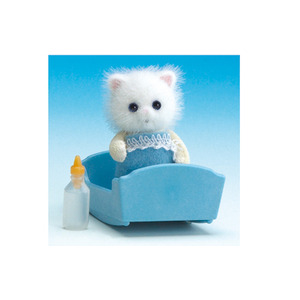 Photo of Sylvanian Families - Persian Cat Baby Toy