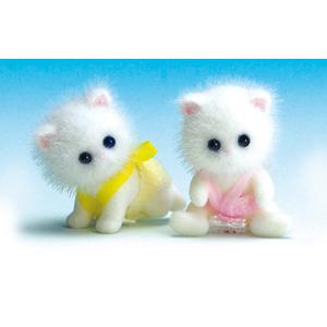 Photo of Sylvanian Families - Persian Cat Twin Babies Toy