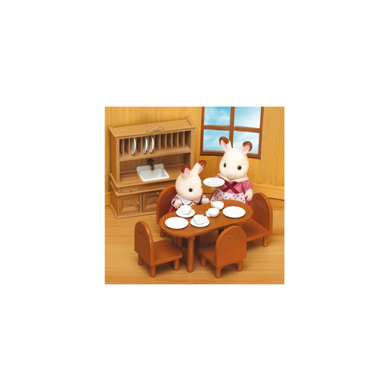 Sylvanian Families - Dining Room Furniture Set