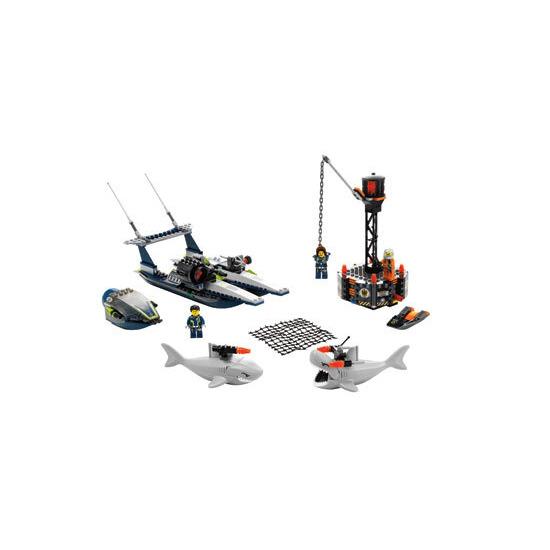 Agents Mission 4: Speedboat